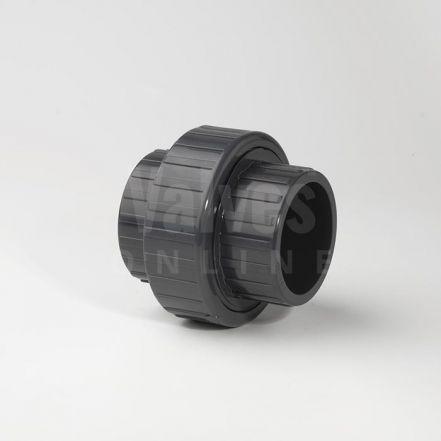 PVC Imperial x Metric Adaptor Union