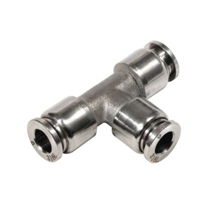Stainless Steel Equal Tee Fitting