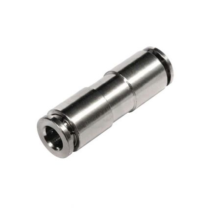 Stainless Steel Straight Connector Fitting