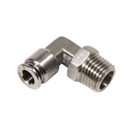 Stainless Steel Swivel Elbow Fitting