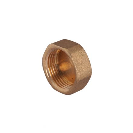 Brass Cap Fitting